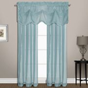 United Curtain Co. Summit Sheer Voile Window Treatments