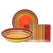Certified International Hot Tamale Serveware