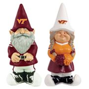 Virginia Tech Hokies Garden Gnomes