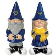 West Virginia Mountaineers Garden Gnomes