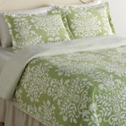 Laura Ashley Rowland Floral Quilt Set