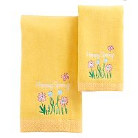 Celebrate Spring Together Happy Spring Bath Towel Collection