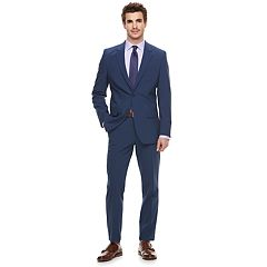 Men's Marc Anthony Slim-Fit Navy Stretch Suit Separates