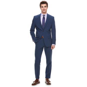 Men's Marc Anthony Slim-Fit Navy Stretch Suit Separates
