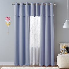 SONOMA Goods for Life™ Kids Solid Blackout Window Treatments