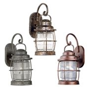 Beacon 1-Light Wall Lanterns