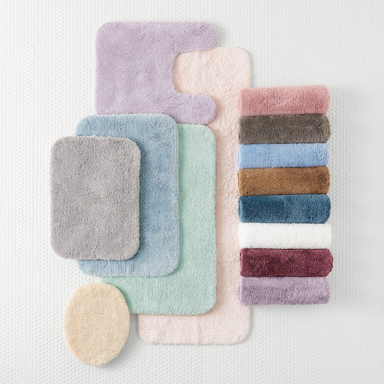 LC Lauren Conrad Nylon Bath Rug Collection