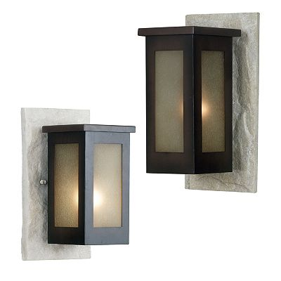 Icefield 1-Light Wall Lanterns
