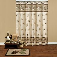 Saturday Knight, Ltd. Pinehaven Shower Curtain Collection