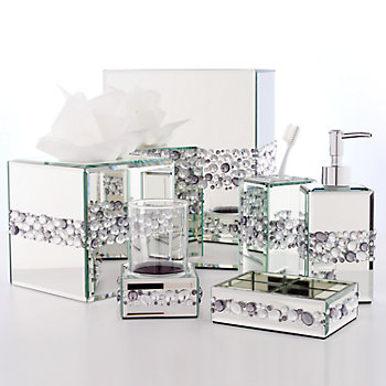 Elegant Home Fashions Harlow Bath Accessories Collection