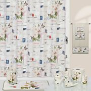 Creative Bath Botanical Shower Curtain Collection