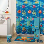 Allure Home Creations Fish Tails Bath Accessories Collection