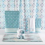 One Home Toledo Printed Shower Curtain Collection