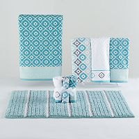 One Home Toledo Bath Towel Collection