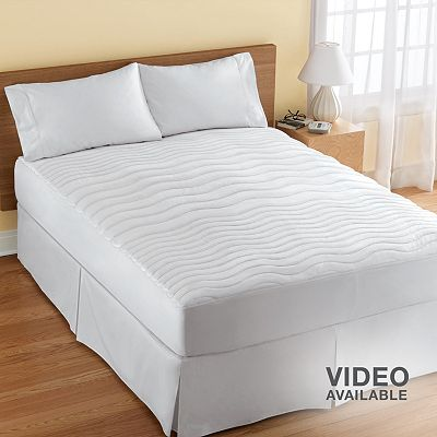 Sunbeam Therapeutic Electric Mattress Pad