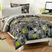 Dream Factory X-Factor Skate Bed Set