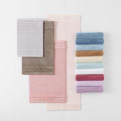LC Lauren Conrad Bath Rug Collection