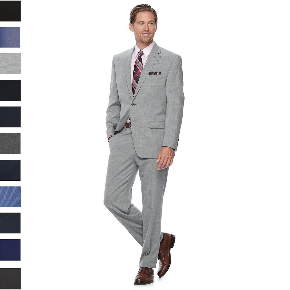 Men's Chaps Performance Series Classic-Fit 4-Way Stretch Suit Separates
