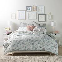 LC Lauren Conrad Ethereal Floral Duvet Cover Collection
