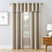The Big One® Blackout James Solid Stripe Window Curtain Collection