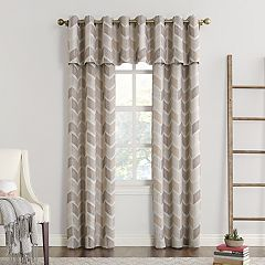 The Big One® Cayler Chevron Window Curtain Collection