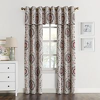 The Big One® Lorena Medallion Window Curtain Collection