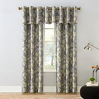 The Big One® Claremore Jacobean Floral Window Curtain Collection