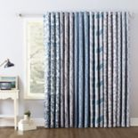 The Big One® Blackout 2-pack Blue Window Curtain Collection