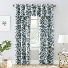 The Big One® Serena Floral Window Curtain Collection
