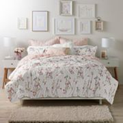 LC Lauren Conrad Origami Comforter Collection