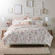 LC Lauren Conrad Origami Comforter Collection