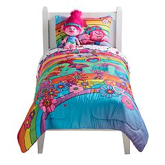 Kids DreamWorks Trolls Love Life Comforter Collection
