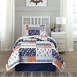Lullaby Bedding Away At Sea Quilt Collection