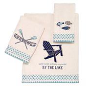 Avanti Lake Life Bath Towel Collection