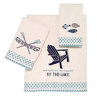 Avanti Lake Life Bath Towel Collection