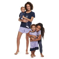 Mommy & Me Jammies For Your Families Arrows & Hearts Matching Family Pajamas