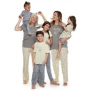 Mommy & Me Jammies For Your Families Bee Matching Family Pajamas