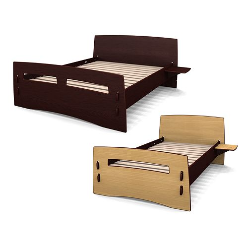 Legare Reversible Beds $ 337.24