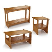 Legare Bamboo Table Collection