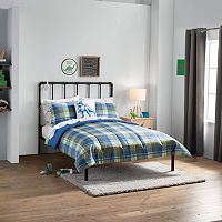 SONOMA Goods for Life™ Kids Dino Plaid Bedding Collection