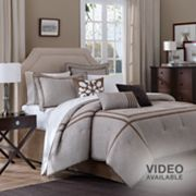 Madison Park Easton 7-pc. Comforter Set