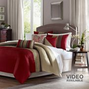 Madison Park Tradewinds 6-pc. Duvet Cover Set