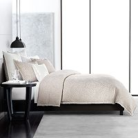 Simply Vera Vera Wang Textured Swirl Duvet Cover Collection