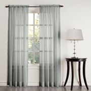 Home Classics Crushed Voile Window Panel