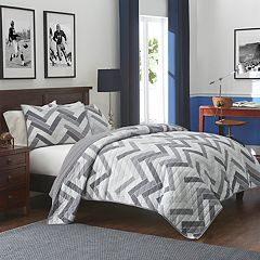 IZOD Herringbone Quilt Collection