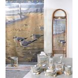 Hautman Brothers At The Beach Shower Curtain Collection