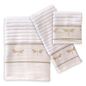 Creative Bath Dragonfly Bath Towels