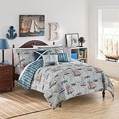 Waverly Kids Set Sail Comforter Collection