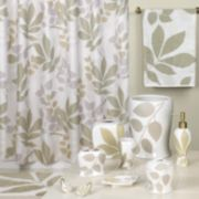 Creative Bath Shadow Leaves Bathroom Accessories Collection