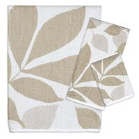 Creative Bath Shadow Leaves Bath Towels